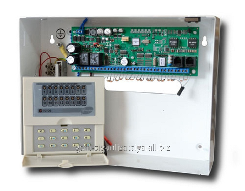 Buy Device receiving and control security Integral-O4-18, Integral-O8-18, Integral-O16-18