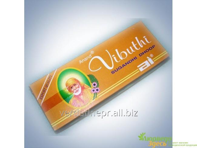 Благовоние Безосновное Vibhuthi Dhoop