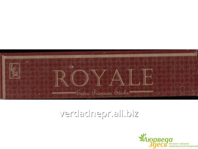 Благовоние пыльцовое натуральное Zed Black Royale