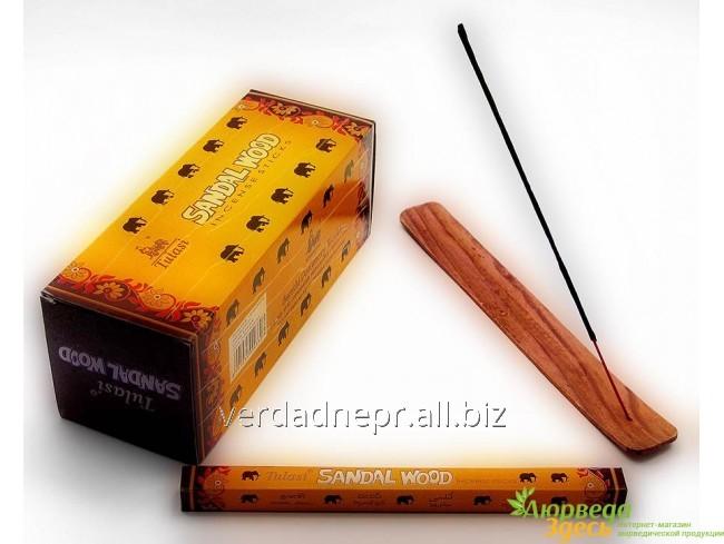 Благовоние Sandal Wood Tulasi Квадрат