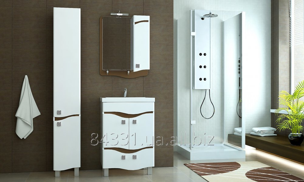 Buy Furniture set for a bathroom for a bathroom the Symphony