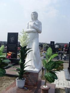 Изготовление мраморной скульптуры в Киеве