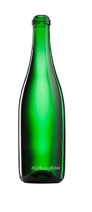 Пляшка скляна для шампанського  Champagne standard 750 ml  Номер 23708