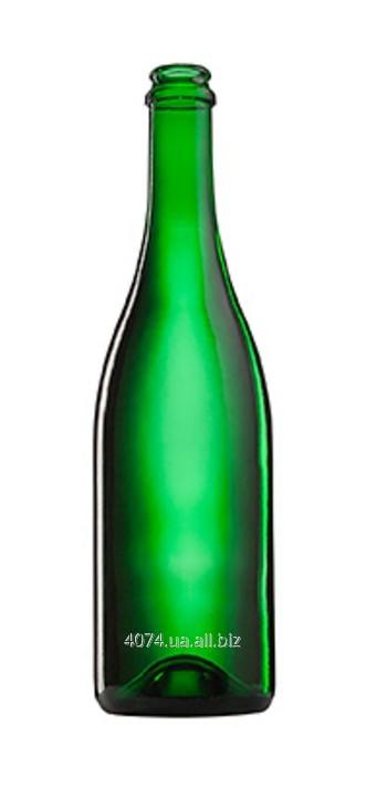 Пляшка скляна Sparkling Wine 750ml  Номер  26319