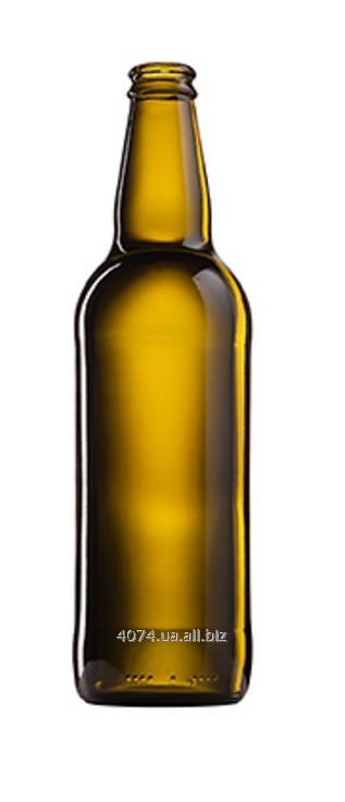 Пляшка скляна під пиво 500ml