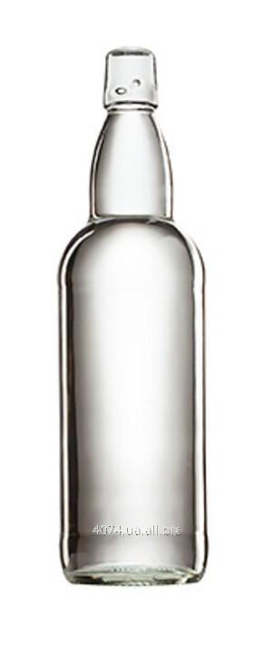 Пляшка для пива 1 літр з бугелем