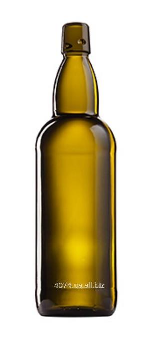 Бутылка пивная для крафтового пива 1 литр