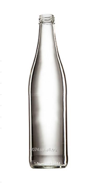 Бутылка для минеральной воды 500 ml белая