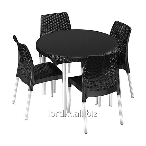 Комплект мебели для улицы Jersey set