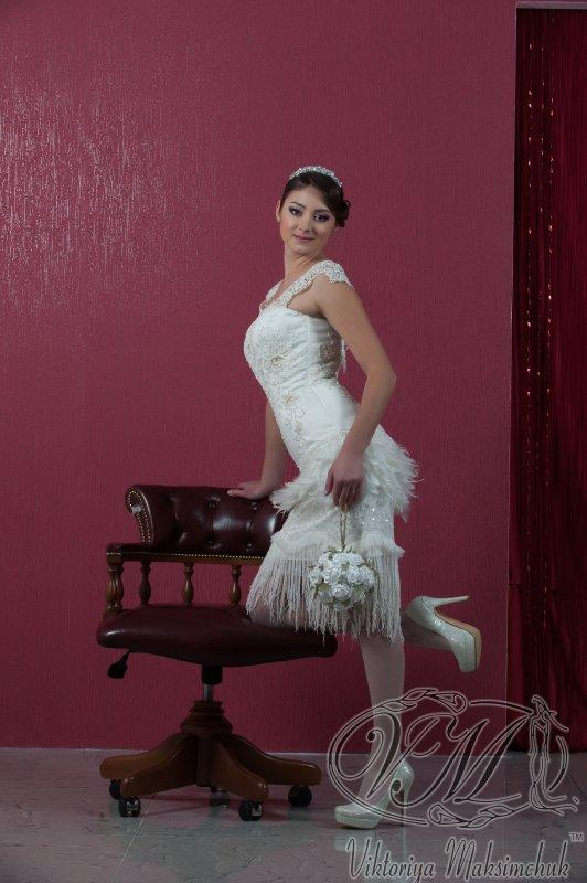 Если голубь накакал на свадебное платье