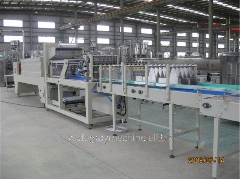 Пакувальна машина (групова упаковка) WD-150A до 20 уп./хв.