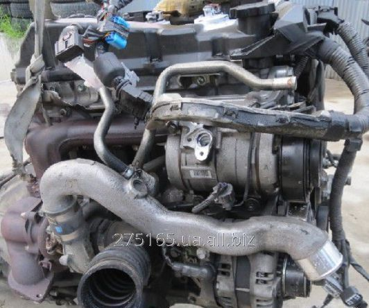 Toyota Hiace 25crdi 20012006 2kdftv Engine Buy In Odessa