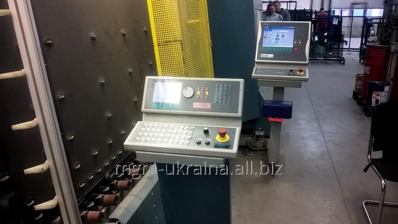Buy Steklopaketny LIsec line 2009 2000 X 2500 gas press