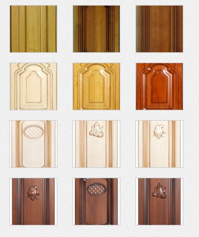 价格家具的木板门面材料