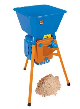 Мельница для измельчения зерна