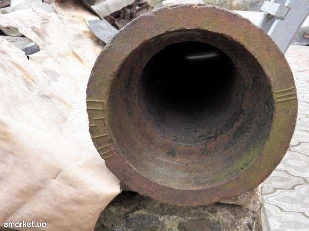 Трубы чугунные водонапорные (ЧВР)65х3030