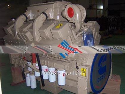 Купить Двигатель CUMMINS KTA38-1200С