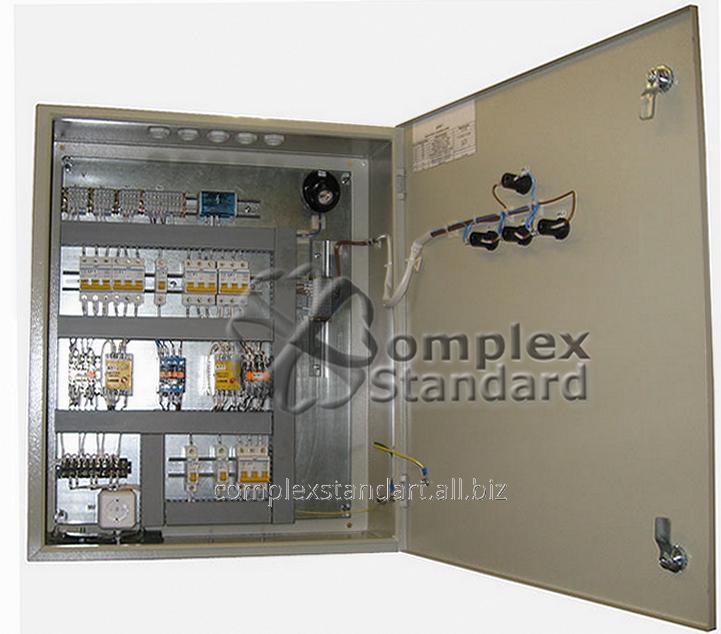 Шкаф автоматического ввода резерва АВР-100