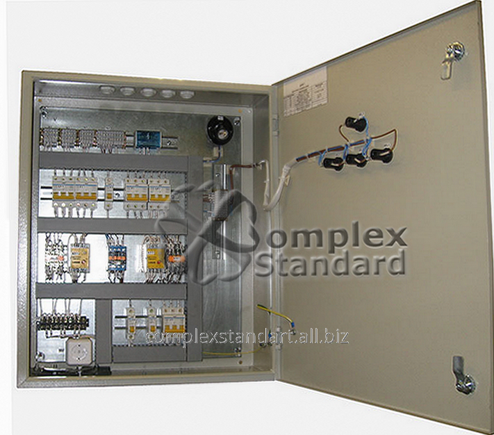 Шкаф автоматического ввода резерва АВР-200