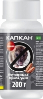 Капкан зерновая приманка - родентицид, ukravit 200 гр