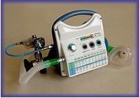Аппарат искусственной вентиляции легких портативный А-ИВЛ/ВВЛ-ТМТ, Аппараты дыхательные  для служб скорой помощи