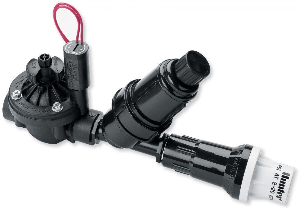 Узлы управления для капельного полива  модель PCZ-101-40