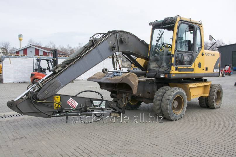 Buy Excavator wheel Volvo EW 140 B