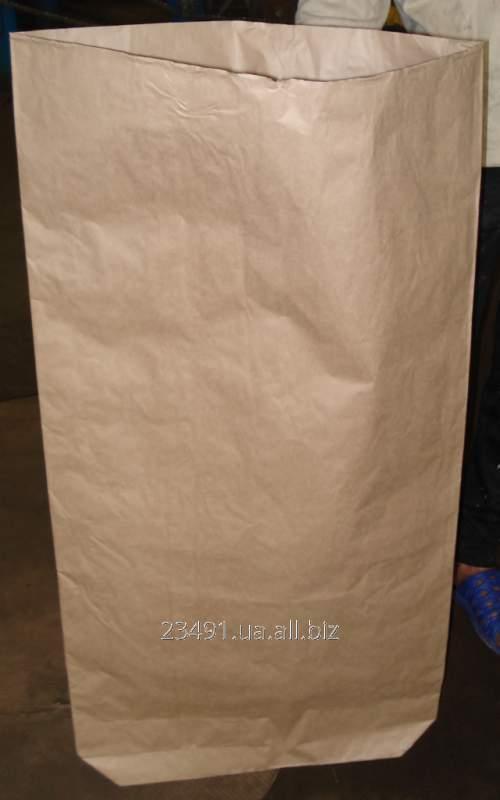 Мешки бумажные для комбикорма