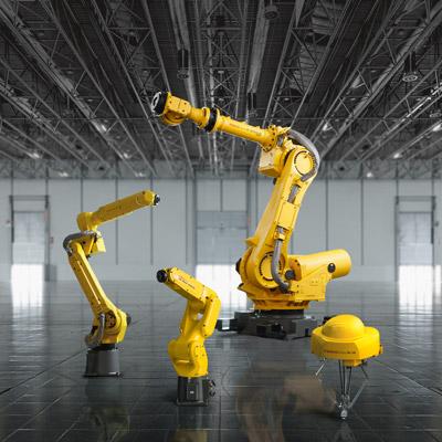 Buy Industrial robots