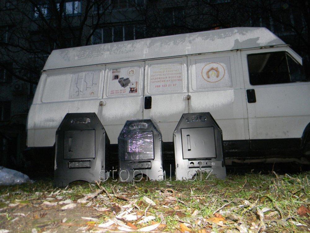 Буржуйка печь для отопления помещений (Bullerjan)