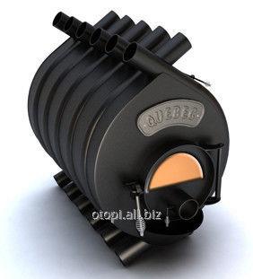 Отопительная печь булерьян Тип-03 С QUEBEC (со стеклом)