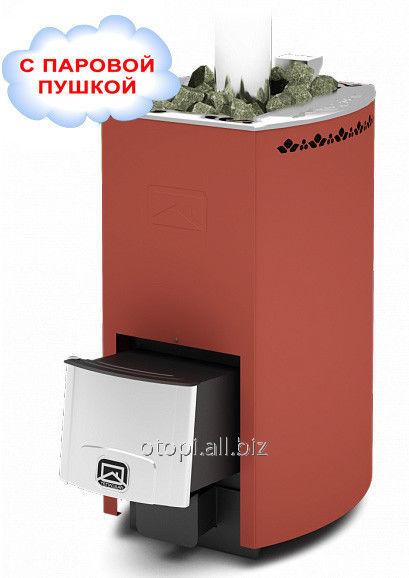 Дровяная печь для бани Печь Кубань 20Л производство Теплодар