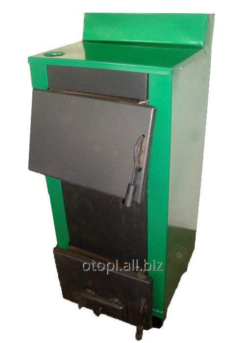 Одноконтурный твердотопливный котел КОТВ-20