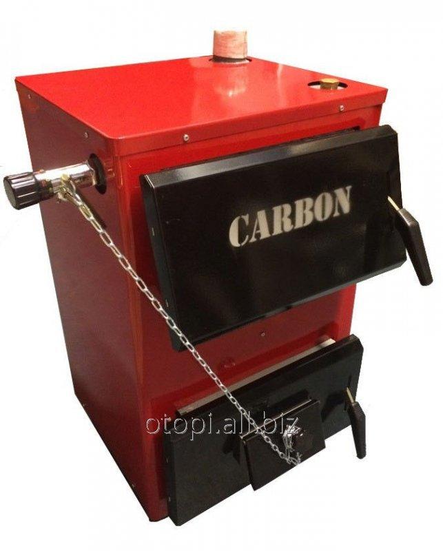 Котел водяной на твердом топливе CARBON- КСТО-25Д