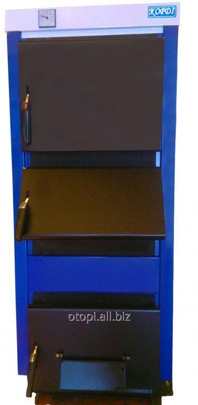 Твердотопливный котел Корди АОТВ 26-30 кВт Случ (4мм)