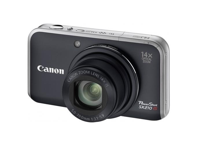 Фотоаппарат CANON POWERSHOT SX210