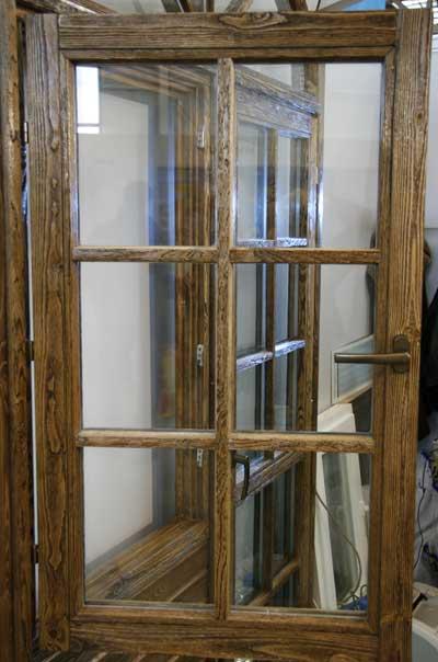 Деревянные балконные двери.ремонт своими руками