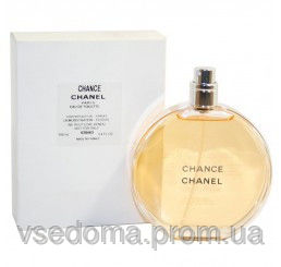 Chanel Chance edp 100 ml. (тестер)