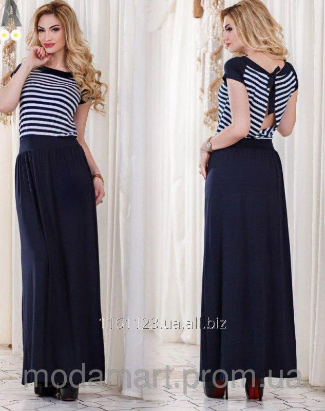 Длинное платье 48 размер