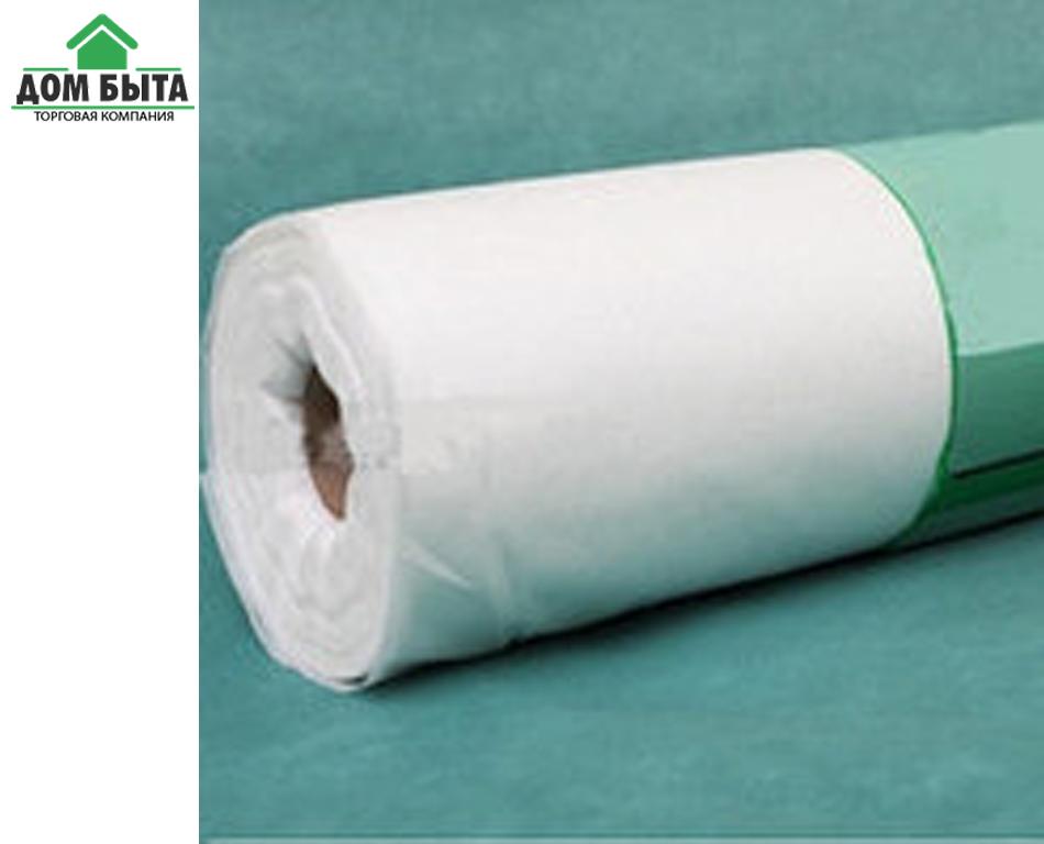 Агроволокно белое в рулоне Agreen 17г\м2 - 4.20м\100м ( спанбонд )