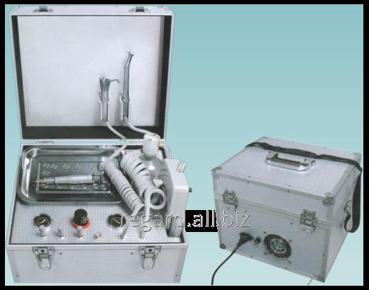 Мобильная стоматологическая приставка (установка)