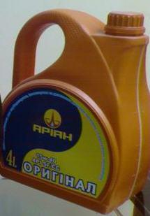 Масла  вакуумные  АРИАН ХС-40  ХФ-22 с-16 067 5023210