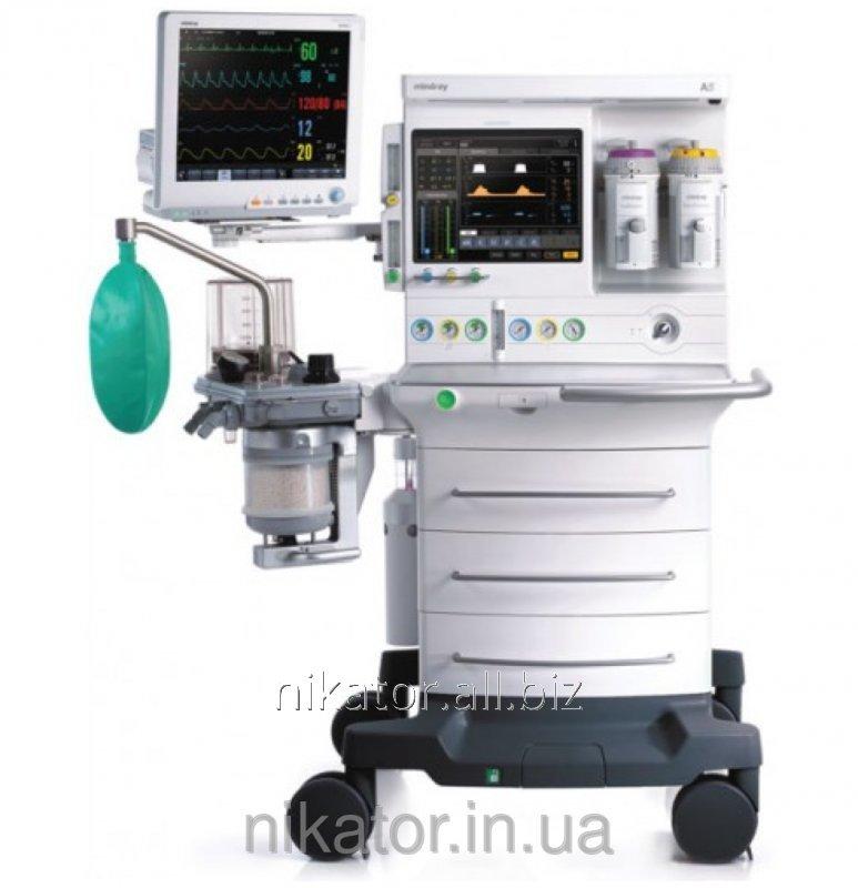 Наркозно-дыхательный аппарат A5