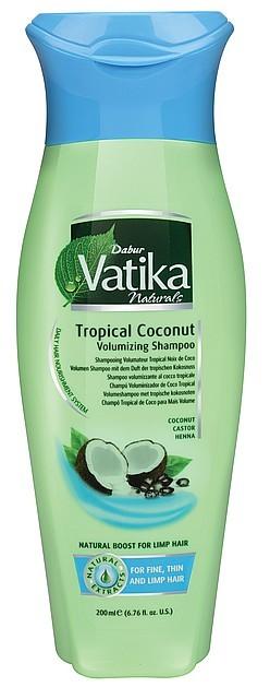 Шампунь с экстрактом кокоса