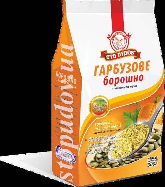 Buy Flour of pumpkin, 300 g