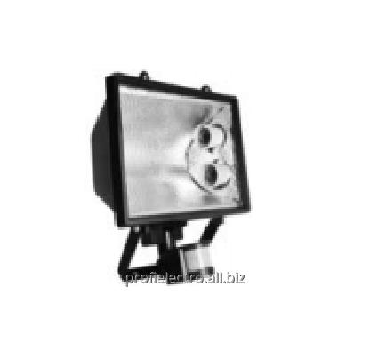 Купить Прожектор под энергосберегающие лампы с датчиком движения e.save.light.2e27.move