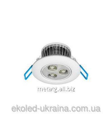 Купить Светильник потолочный 3W (30W)