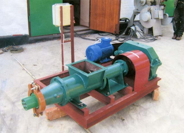 Buy Press ЭБ-1000 for briquette production from Brown coal