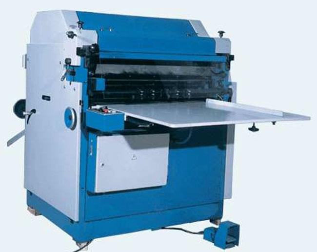 4-х красочная печатная машина полли745: