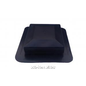 Аэратор кровельный ІКО Armourvent Standard 110х430х450 мм черный